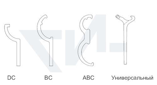 Ключи для обслуживания соединительных головок тип 01.01.14