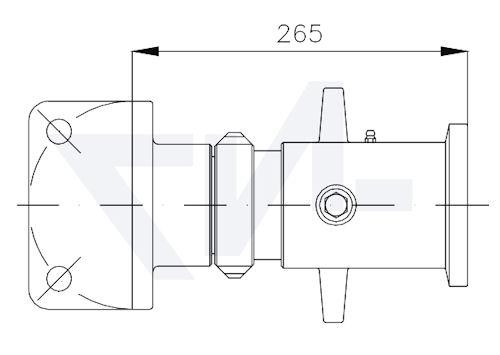 Распылители регулируемые многофункциональные с внутр. резьбой тип 12.60.01
