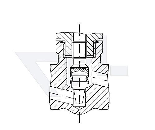 Клапаны c игольчатым золотником