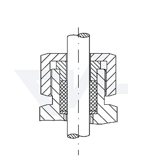 Клапаны со шпиндельным уплотнением