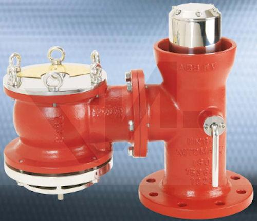 Автоматический клапан давления и вакуума